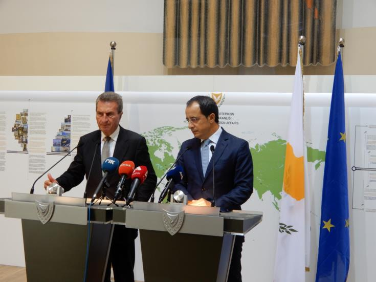 Cyprus seeks increased aid from next EU budget to face unique challenges