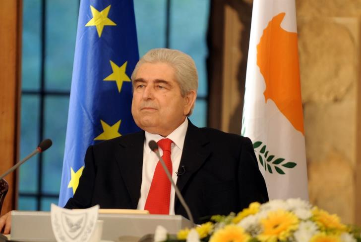State funeral for former president Christofias on Tuesday