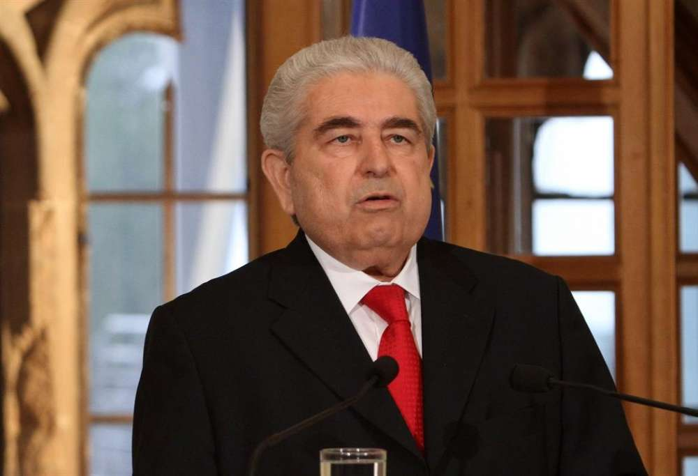 Condition of former president Christofias steady