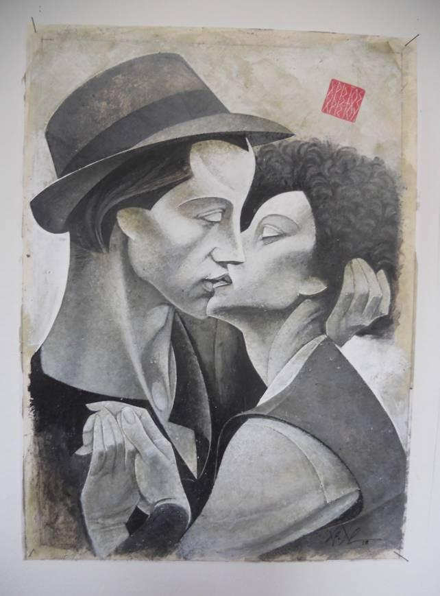Christos Christou art exhibition
