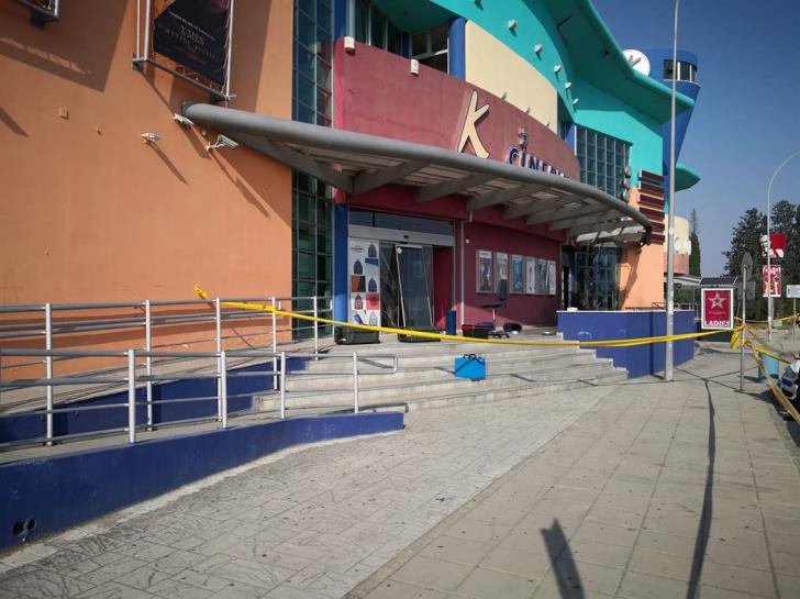 Police say Cineplex fire was arson