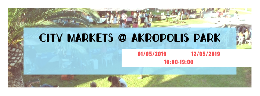 City Markets AT Akropolis Park