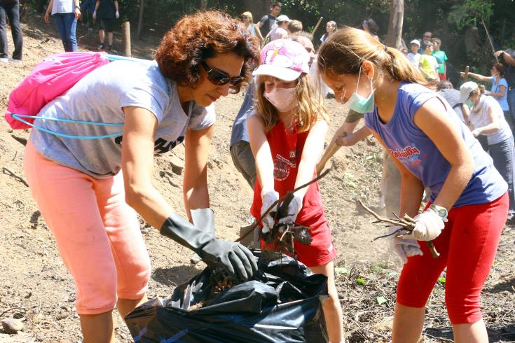 Cyprus joins World Clean-up Day in September