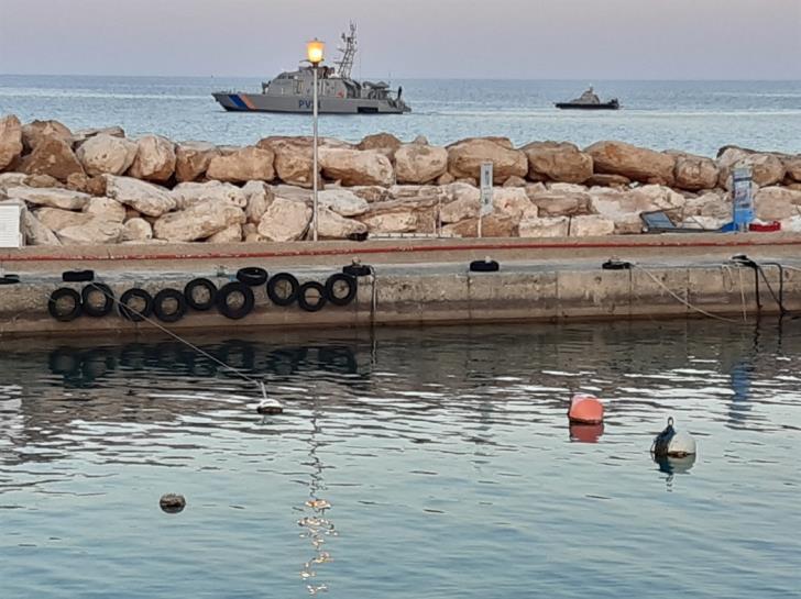 101 Syrian irregular migrants brought to shore at Paralimni