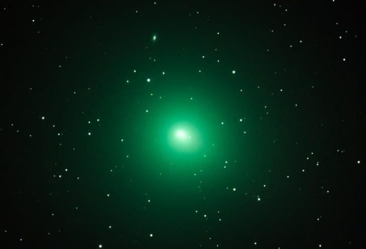 Comet 46P in  'closest approach' to earth in 20 years