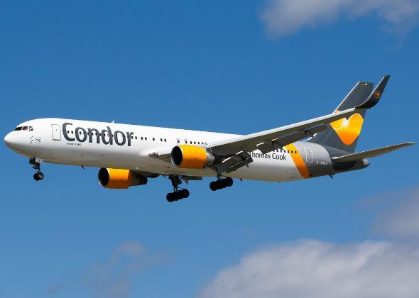 Agreement for Condor flights from Paphos to four German cities