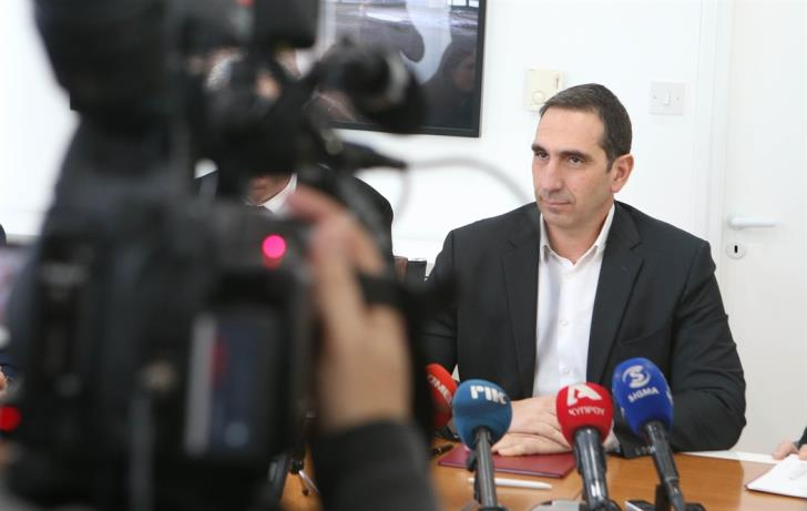 Health Ministry calls new coronavirus meeting; Cyprus embassy in Rome issues advice