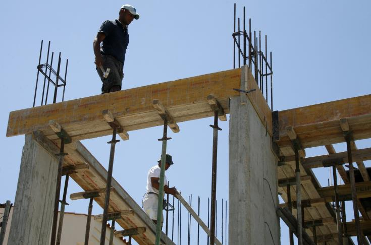 Production in the construction sector increased by 2.3% in EU