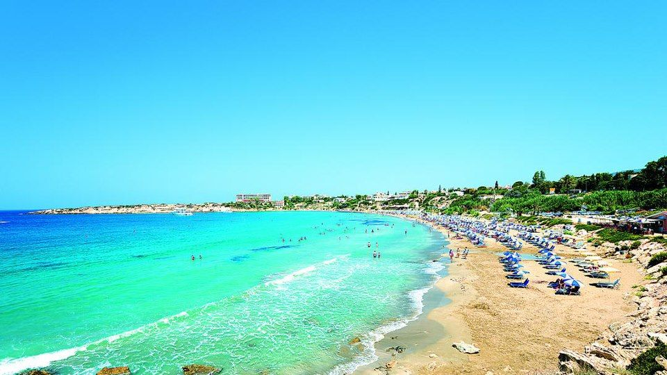 The 3 most attractive beaches in Paphos