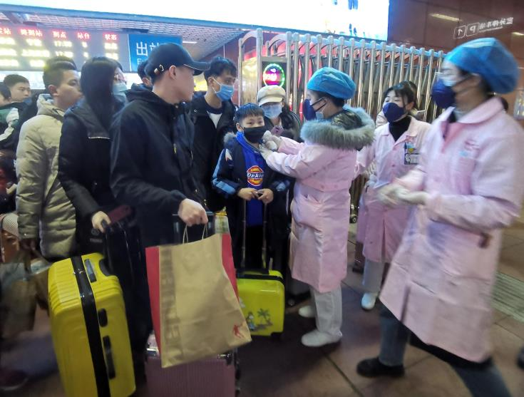 UPDATE-MoH reassures the public on China virus outbreak
