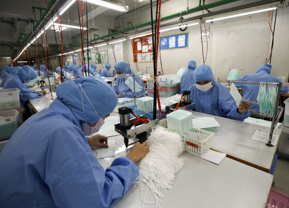 Policymakers fret over risk to global growth from China virus outbreak