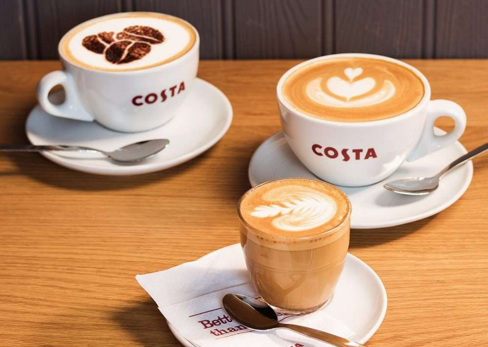 EU Commission approves acquisition of Costa Coffee by Coca Cola