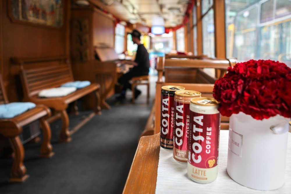 Costa Coffee ready-to-drink comes to Cyprus