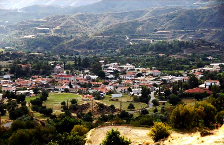 Limassol's countryside is declining
