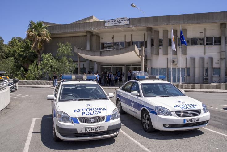 Limassol: Two men remanded in custody in burglary investigation