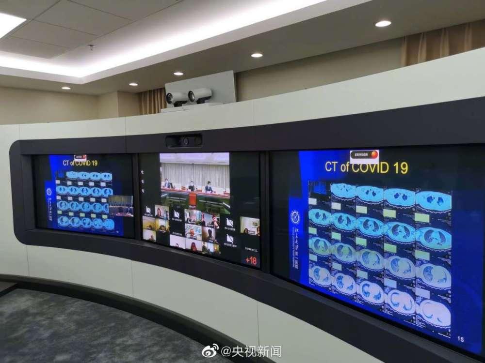 Coronavirus: President thanks China for medical supplies