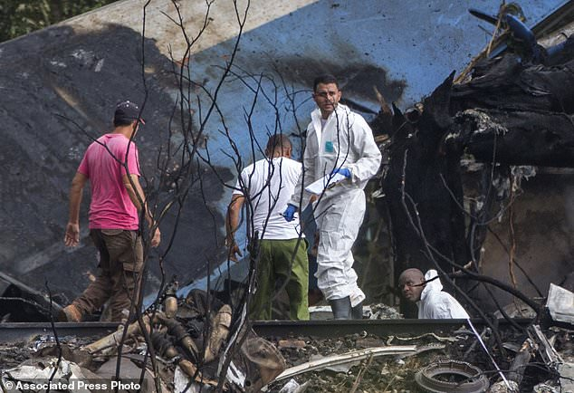 3 survivors after airliner with 110 aboard crashes in Cuba