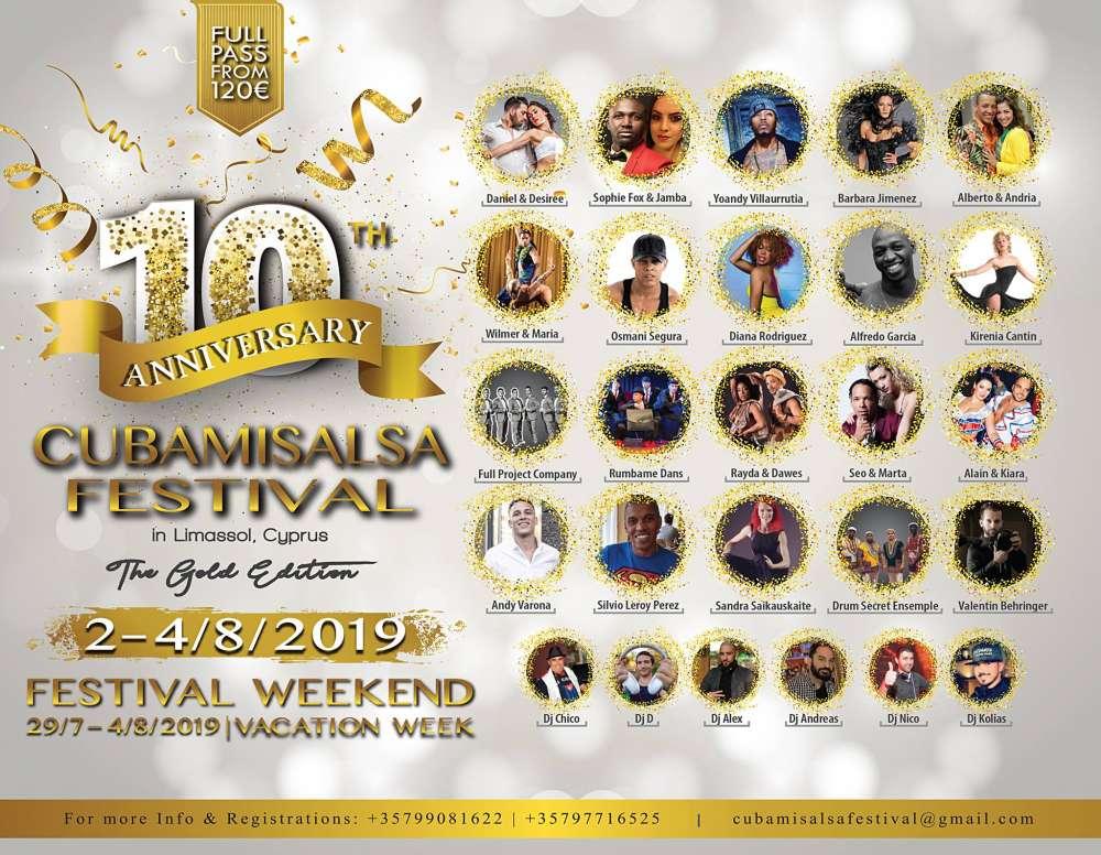 10th CubaMiSalsa Festival