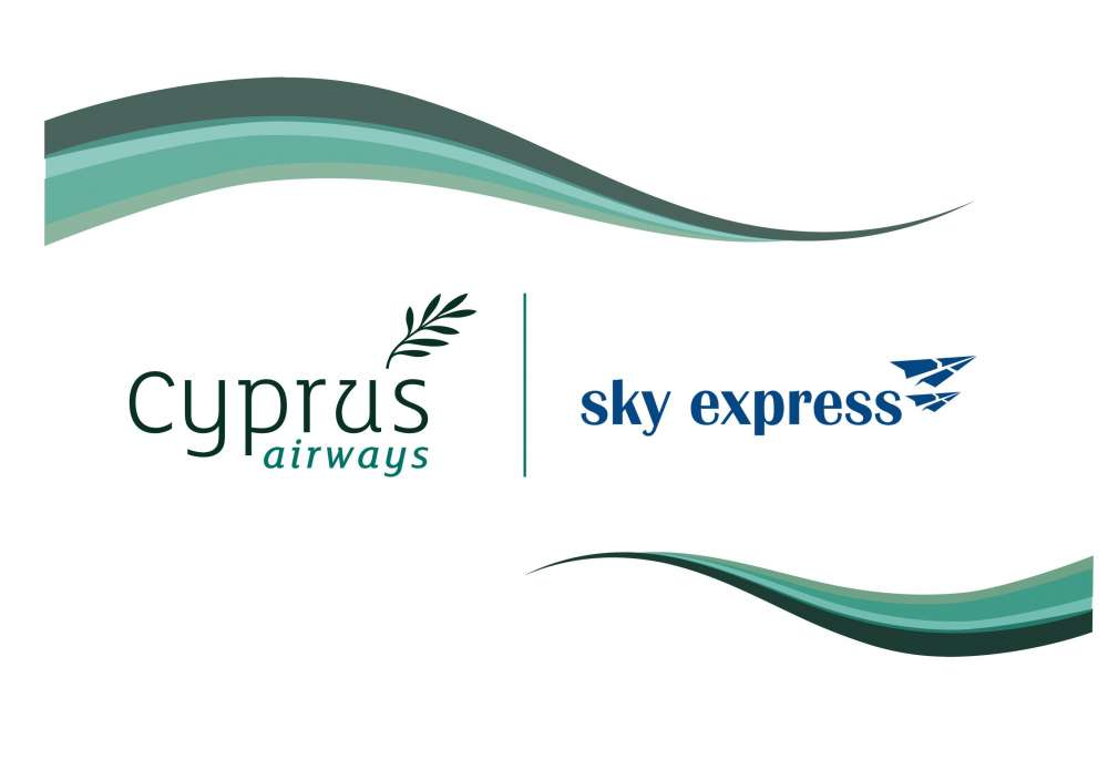 Cyprus Airways in agreement with Greece's Sky Express