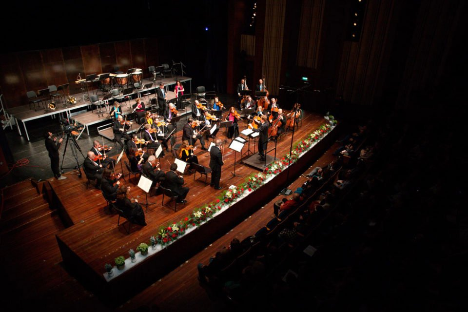 Christmas concerts by the Cyprus Symphony Orchestra