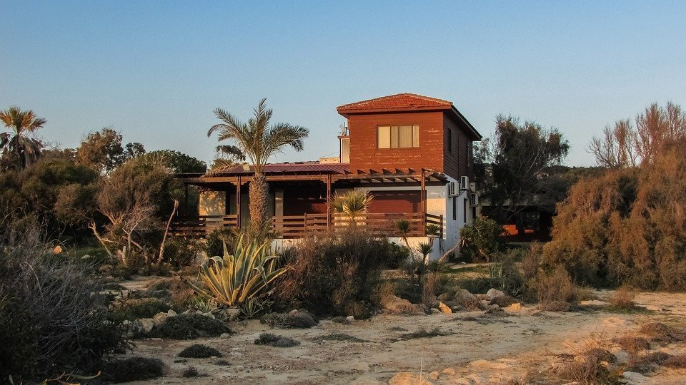Cyprus, Ayia Napa, Country House, Wooden