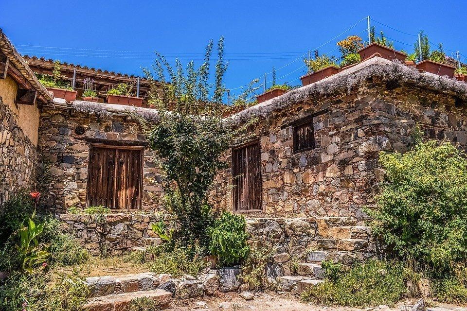 Cyprus, Fikardou, Village, Medieval