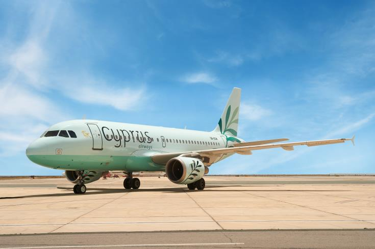 Cyprus Airways carried 400