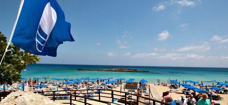 Cyprus' Blue Flag beaches