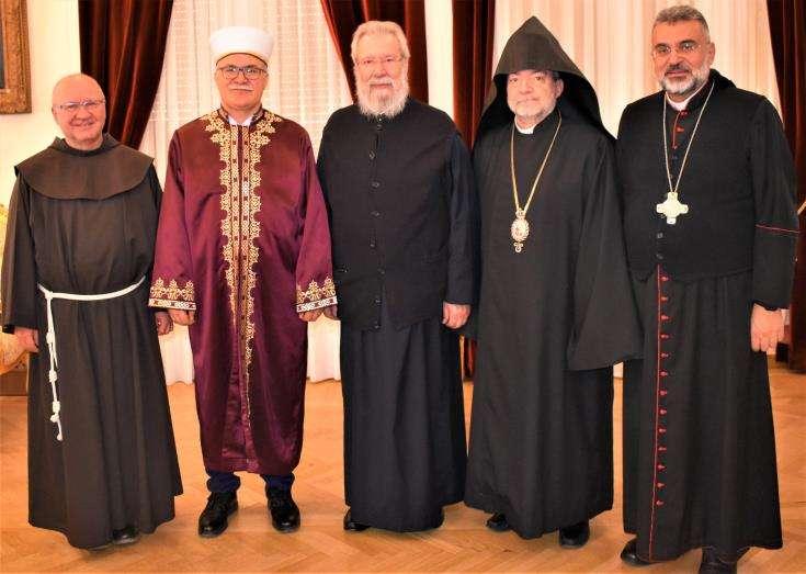 Cyprus joins in prayer over coronavirus