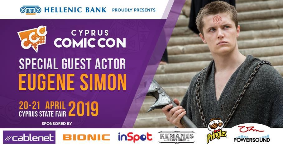 Cyprus Comic Con 2019
