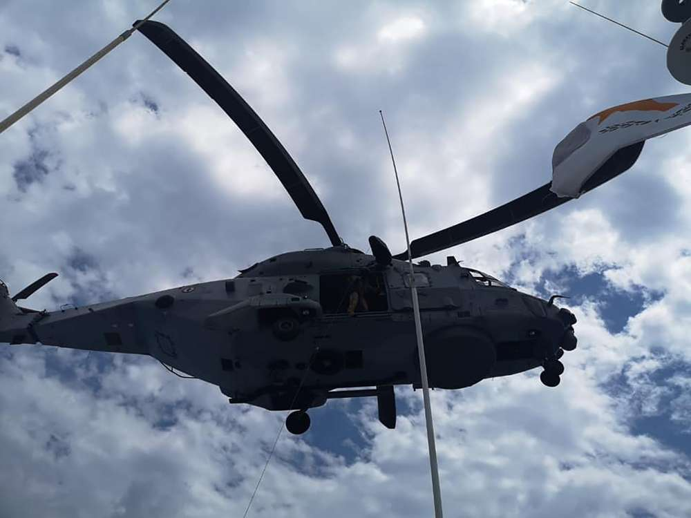 Cyprus and France conduct Joint Search and Rescue exercise (photos)