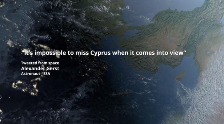 Hermes video highlights beauties of Cyprus (video)