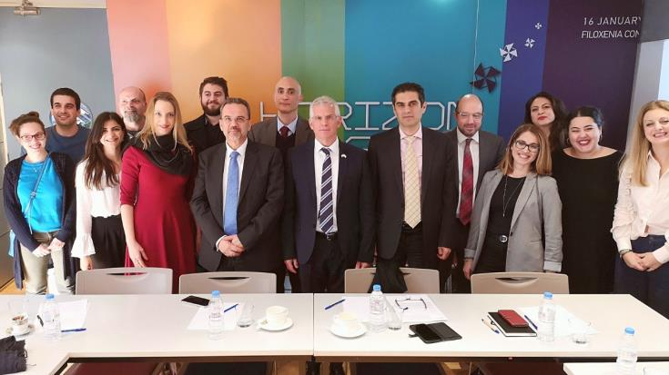 Cyprus and Israel discuss ways of further cooperation in innovation and start-ups