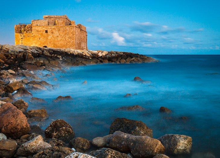 Landmarks of Paphos