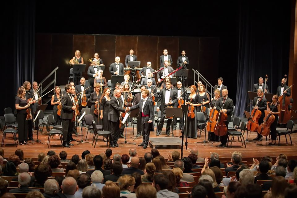 Live streaming concerts by the Cyprus Symphony Orchestra