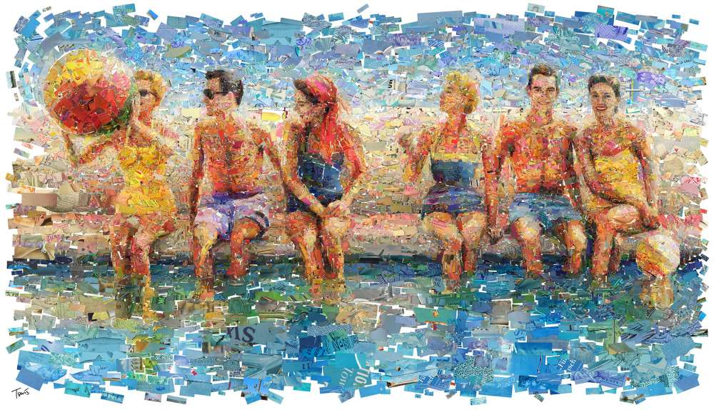 'Endless Summer' by Charis Tsevis
