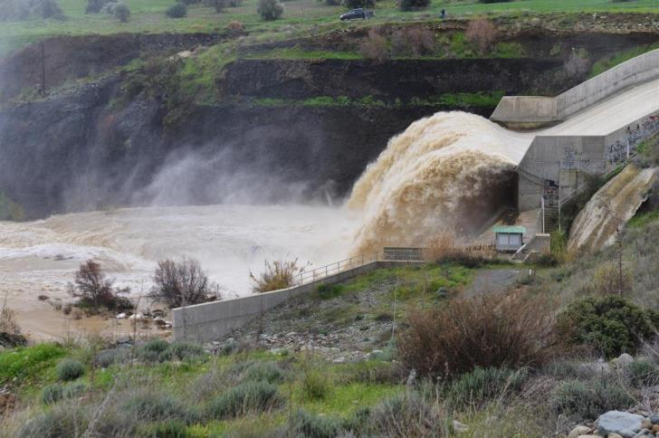 February inflow to dams breaks record; yearly  inflow set to be best in 30 years