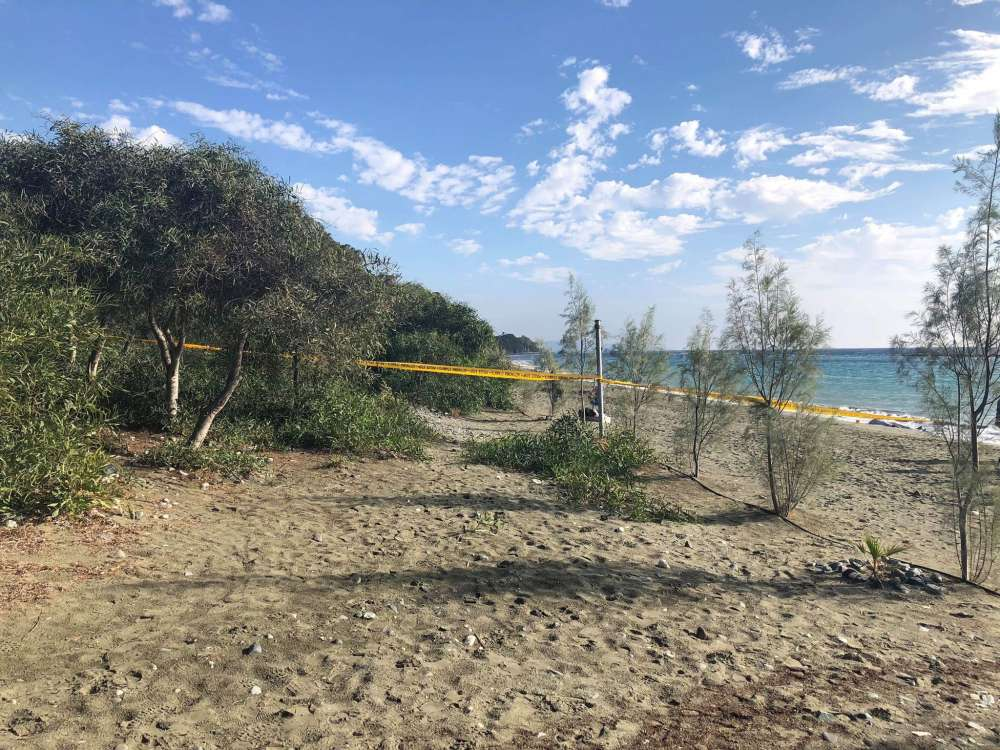 Man found dead on Dasoudi beach