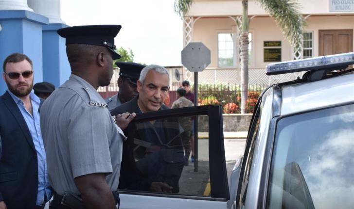 St Kitts: Billionaire Alki David released on $300