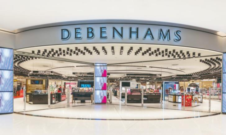 End of an era for Debenhams: CTC Group replaces brand