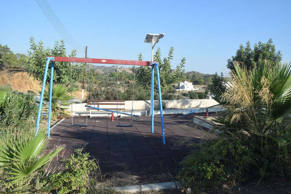 Checks at playgrounds in Cyprus are sparse