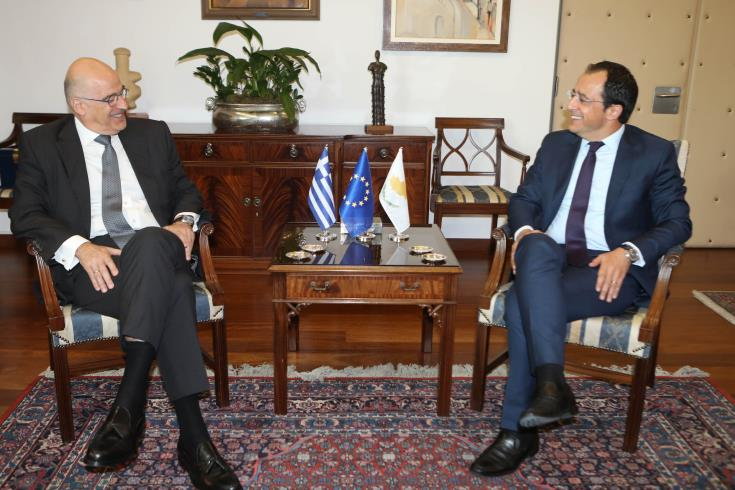 Greek Foreign Minister to visit Cyprus on Monday