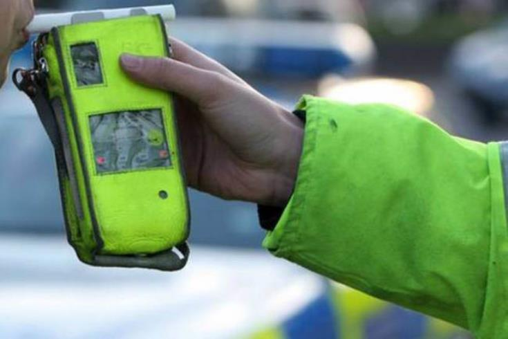 Driver caught over alcohol limit with 4 kids in car without seatbelts