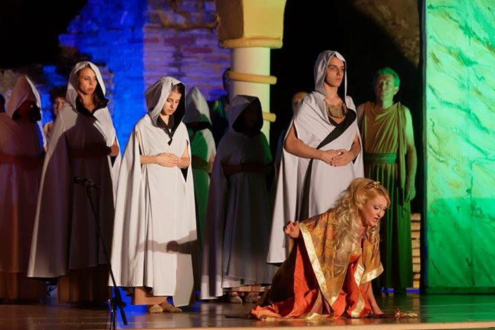 Dido and Aeneas opera to be staged in Limassol