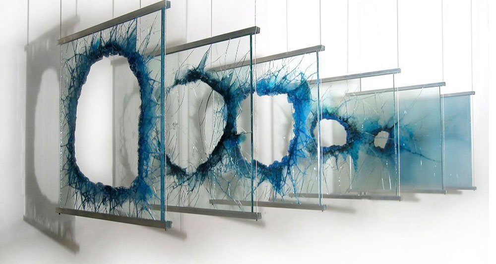 Yorgos Papadopoulos Exhibition- Sculptures of Glass