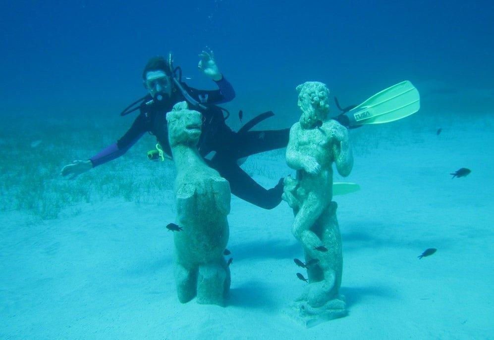 Diving in Ayia Napa