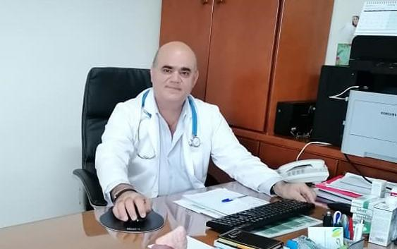 Private doctor in Paphos said on social media he was found positive to Coronavirus