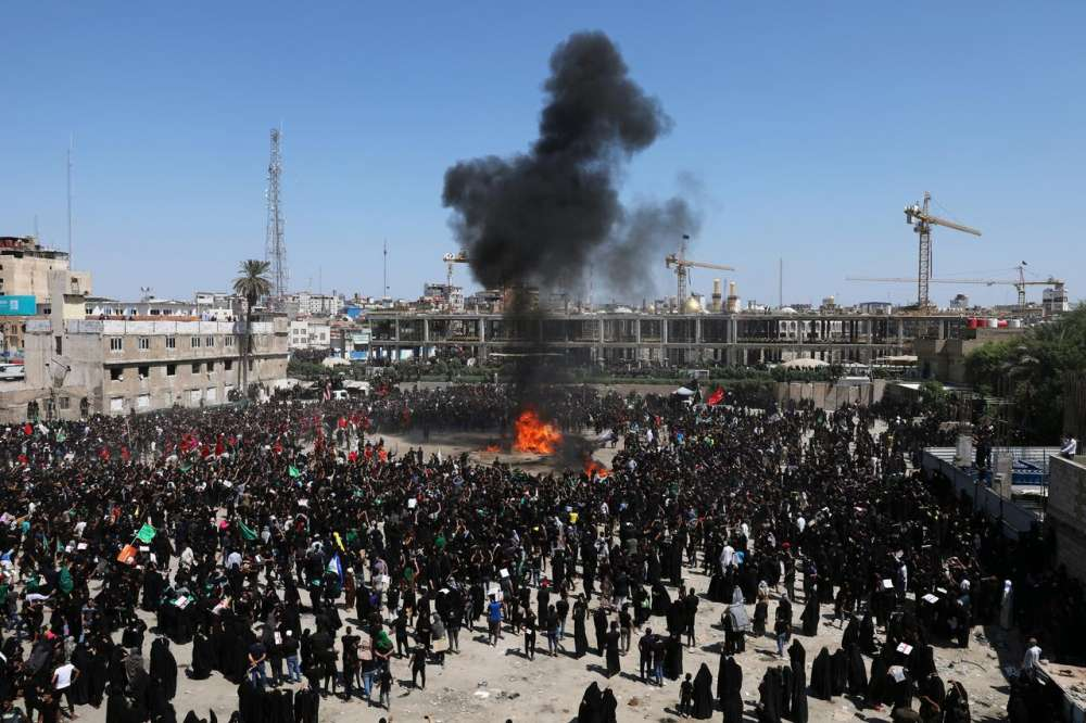 At least 16 die during Ashura rituals in Iraq's Kerbala