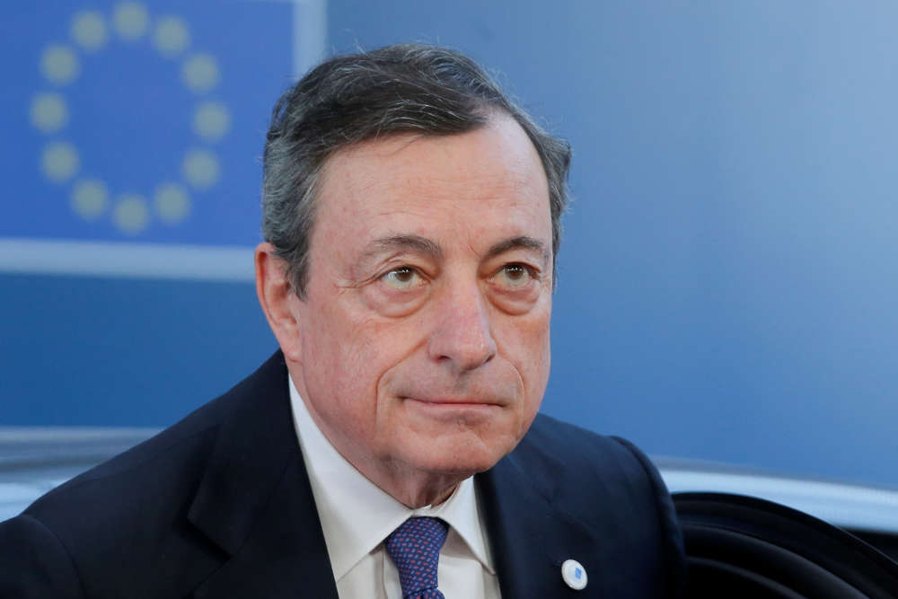 ECB staff backs Draghinomics but resents his
