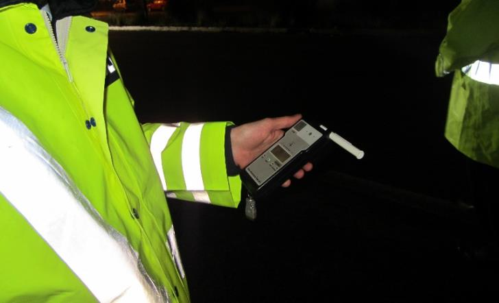 Two drivers booked for drunk driving